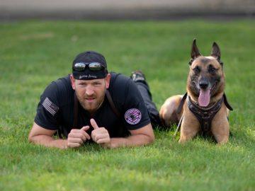 Huấn luyện chó nghiệp vụ chọn giống chó nào? 4