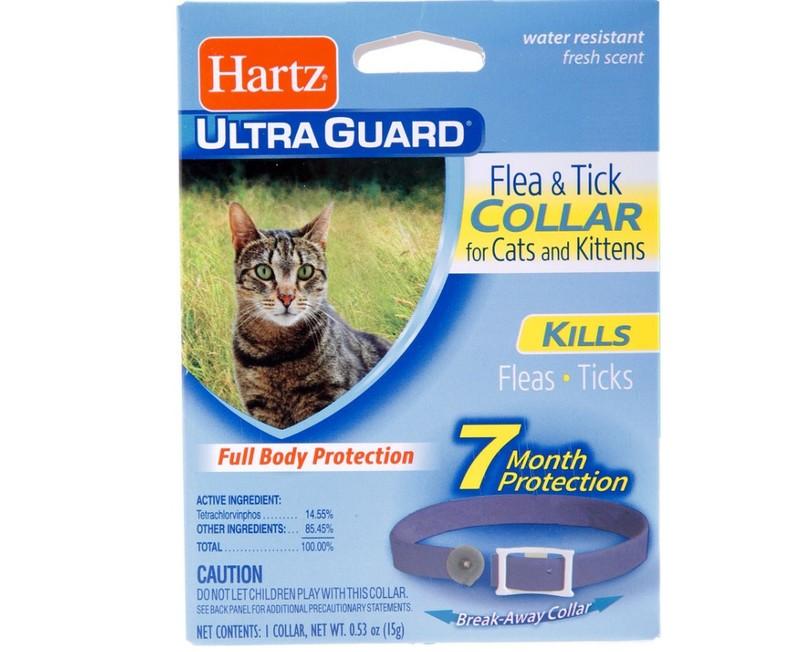 vong duoi ran cho meo Hartz UltraGuard
