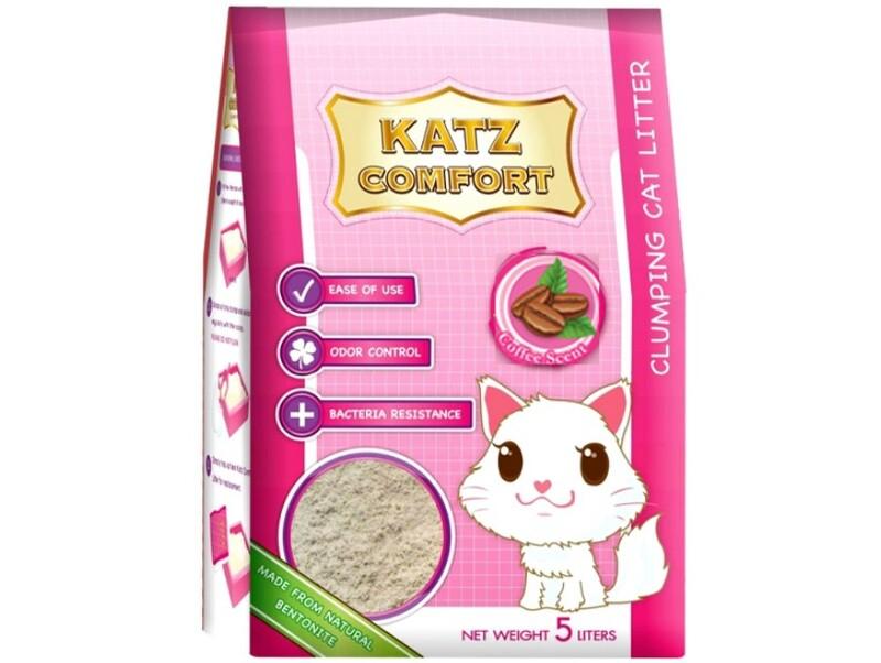 cat ve sinh Katz Comfort