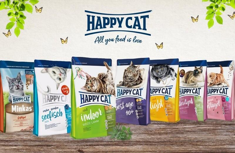 cat ve sinh happy cat