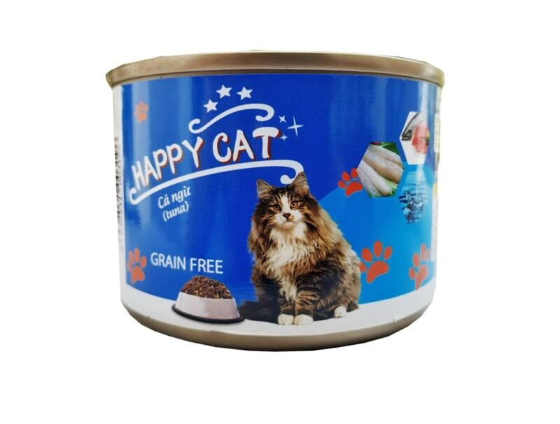 pate happy cat