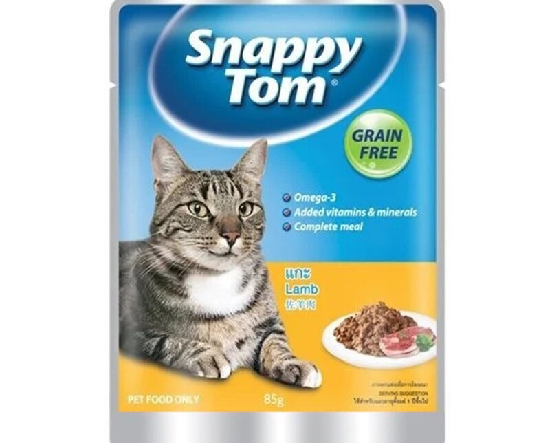 pate snappy tom