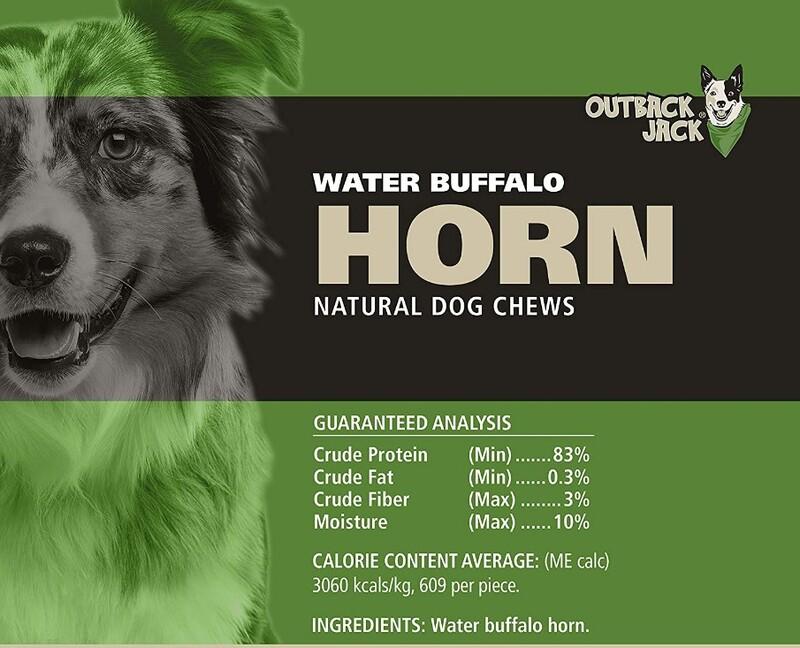 ABO Gear Water Buffalo Horn