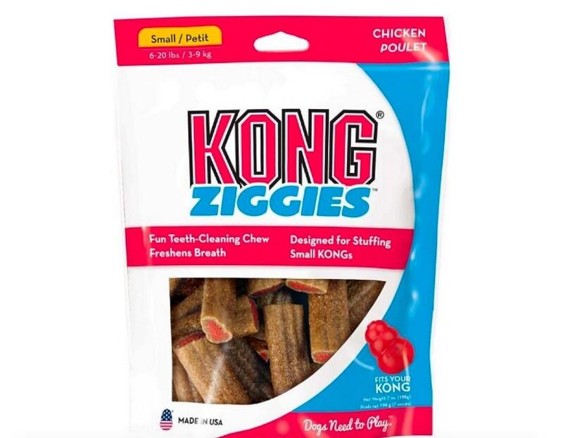 KONG Stuff'N Ziggies Puppy Cube