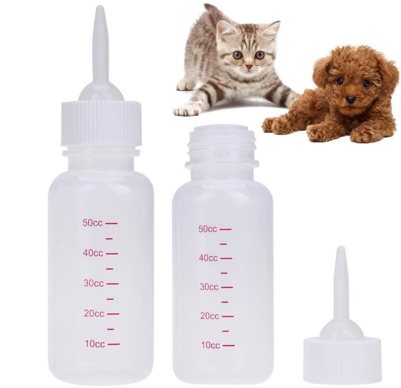 bình sữa cho chó mèo
